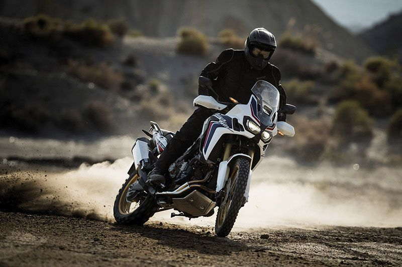 2017 Honda Africa Twin DCT in Berkeley, California - Photo 3