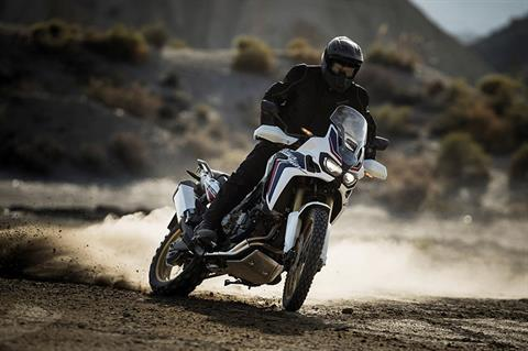 2017 Honda Africa Twin DCT in Berkeley, California
