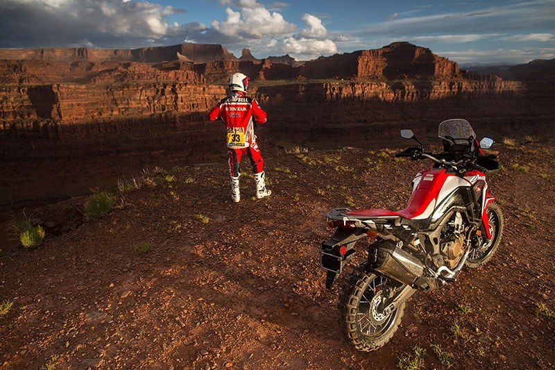 2017 Honda Africa Twin DCT in Erie, Pennsylvania