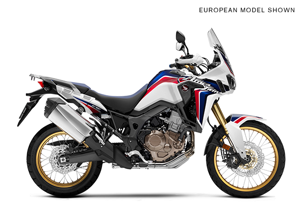 2017 Honda Africa Twin DCT in West Bridgewater, Massachusetts