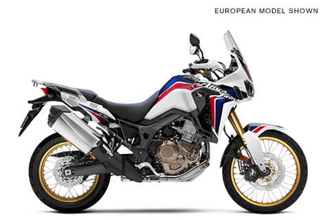 2017 Honda Africa Twin DCT in North Reading, Massachusetts