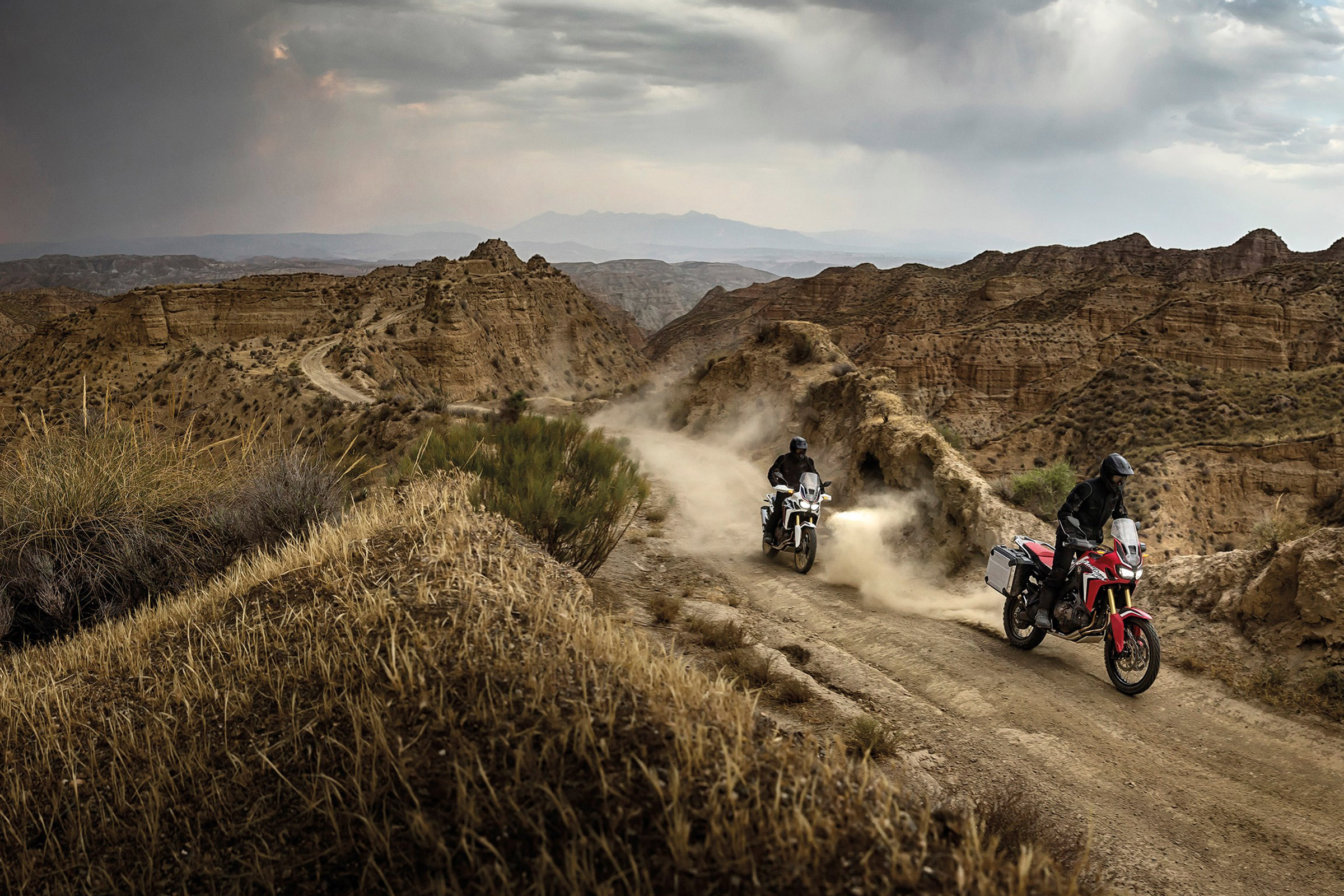 2017 Honda Africa Twin DCT in Carson, California