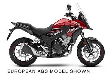 2017 Honda CB500X ABS in Massillon, Ohio