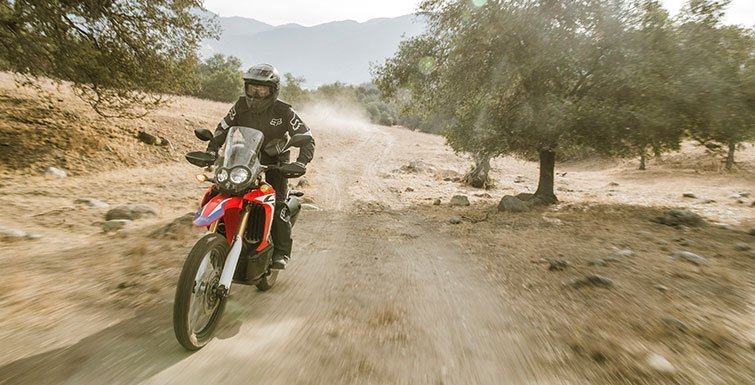 2017 Honda CRF250L in Corona, California