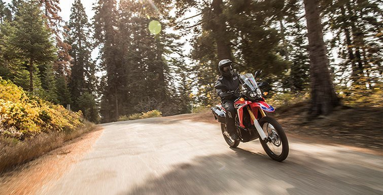 2017 Honda CRF250L in San Jose, California