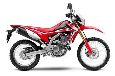 2017 Honda CRF250L in Hendersonville, North Carolina