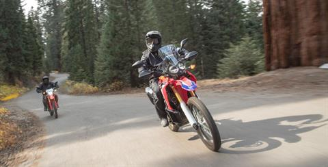 2017 Honda CRF250L Rally in Colorado Springs, Colorado