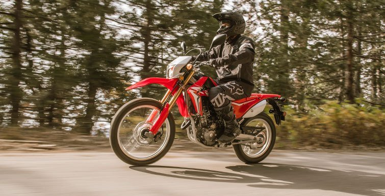 2017 Honda CRF250L Rally in Fairfield, Illinois