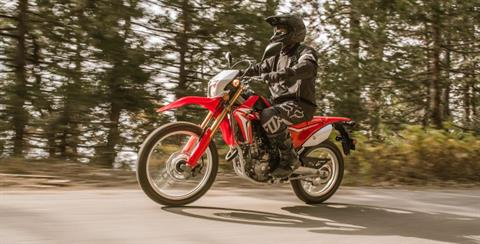 2017 Honda CRF250L Rally in Vancouver, British Columbia
