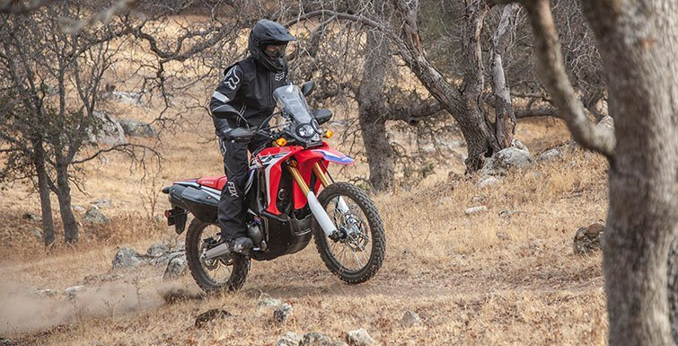 2017 Honda CRF250L Rally in Springfield, Missouri