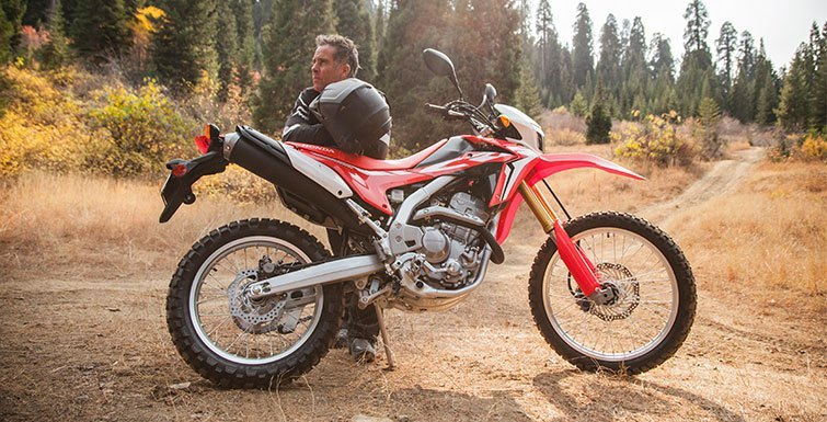 2017 Honda CRF250L Rally in Eureka, California