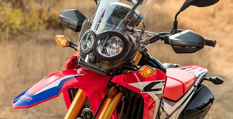 2017 Honda CRF250L Rally in Beckley, West Virginia