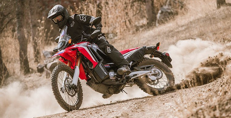 2017 Honda CRF250L Rally in Freeport, Illinois