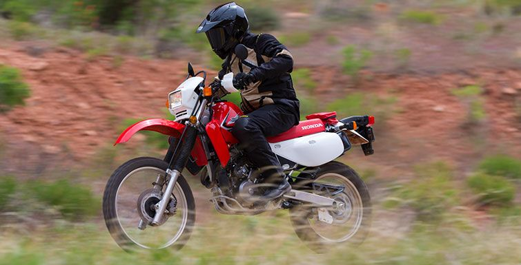 2017 Honda XR650L in Asheville, North Carolina
