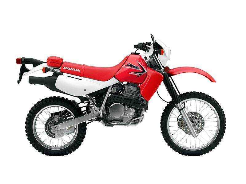 2017 Honda XR650L in Monroe, Michigan