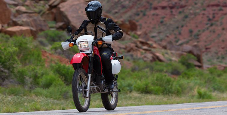 2017 Honda XR650L in Clovis, New Mexico