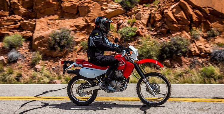 2017 Honda XR650L in West Bridgewater, Massachusetts