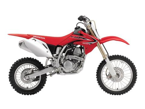 2017 Honda CRF150R in Phillipston, Massachusetts