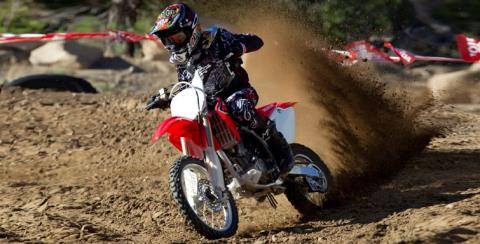 2017 Honda CRF150R in Berkeley, California