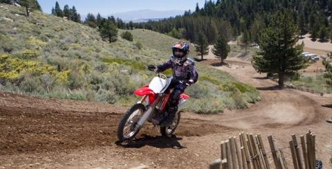 2017 Honda CRF150R in Centralia, Washington