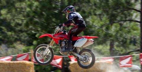 2017 Honda CRF150R Expert in Phillipston, Massachusetts