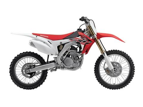 2017 Honda CRF250R in Mount Vernon, Ohio