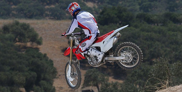 2017 Honda CRF250R in Johnson City, Tennessee