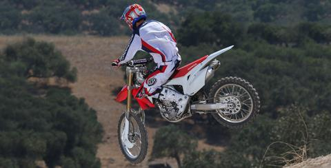 2017 Honda CRF250R in Fontana, California