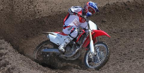 2017 Honda CRF250R in Sanford, North Carolina
