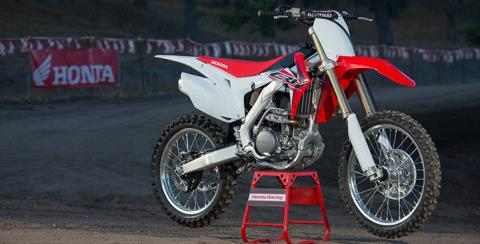 2017 Honda CRF250R in Lapeer, Michigan