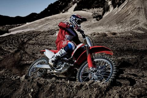 2017 Honda CRF450R in Fairfield, Illinois