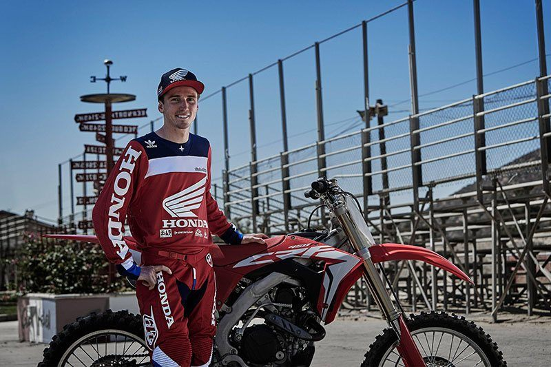 2017 Honda CRF450R in Long Island City, New York