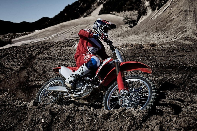 2017 Honda CRF450R in Lewiston, Maine