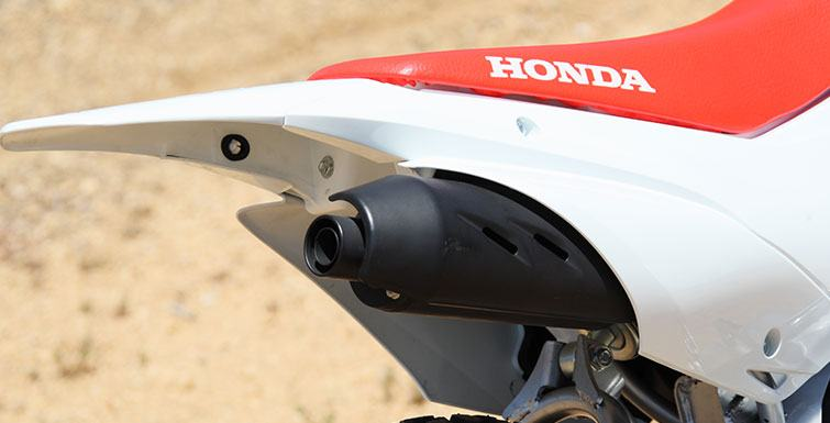 2017 Honda CRF110F in Lapeer, Michigan
