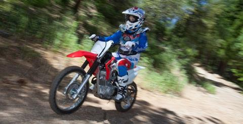 2017 Honda CRF125F in Grass Valley, California