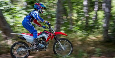 2017 Honda CRF125F (Big Wheel) in Visalia, California