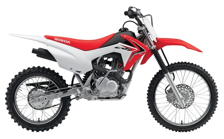 2017 Honda CRF125F (Big Wheel) in Freeport, Illinois