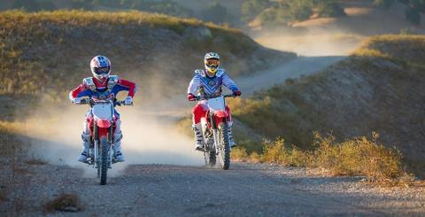 2017 Honda CRF150F in Redding, California