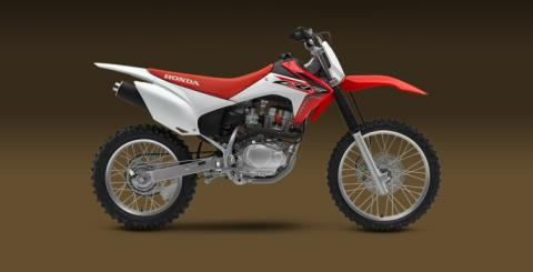2017 Honda CRF150F in Littleton, New Hampshire