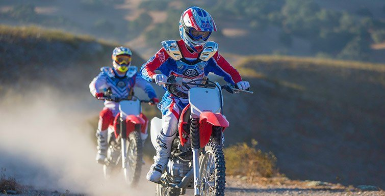 2017 Honda CRF150F in Fort Pierce, Florida