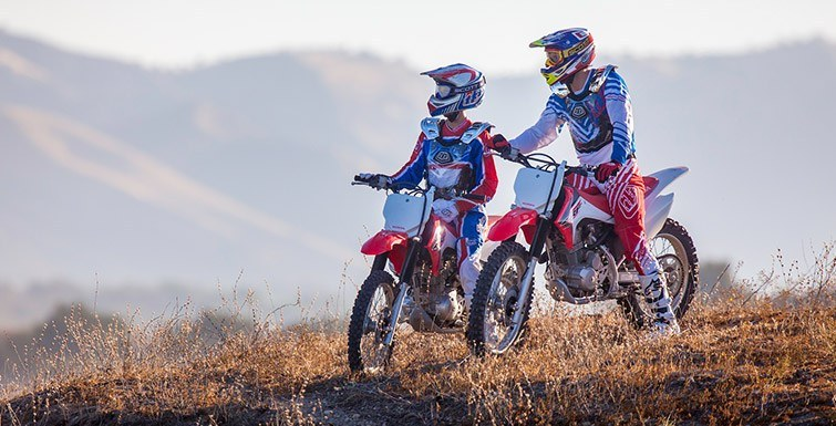 2017 Honda CRF230F in Lapeer, Michigan