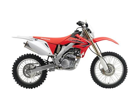 2017 Honda CRF250X in Hudson, Florida