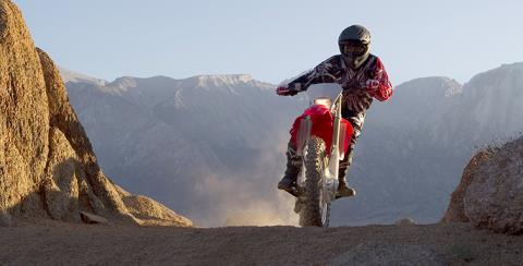 2017 Honda CRF250X in Moorpark, California