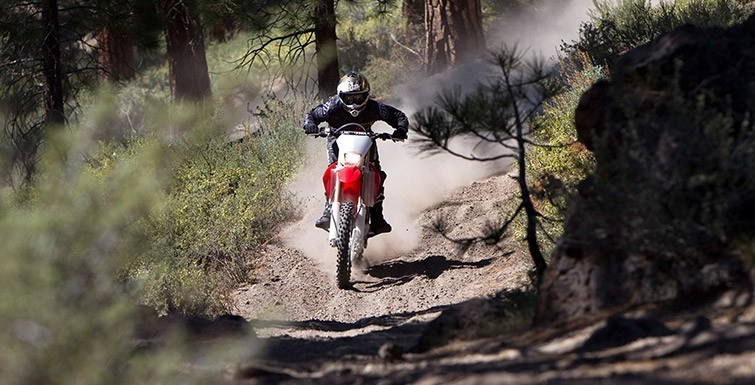 2017 Honda CRF250X in Hot Springs National Park, Arkansas