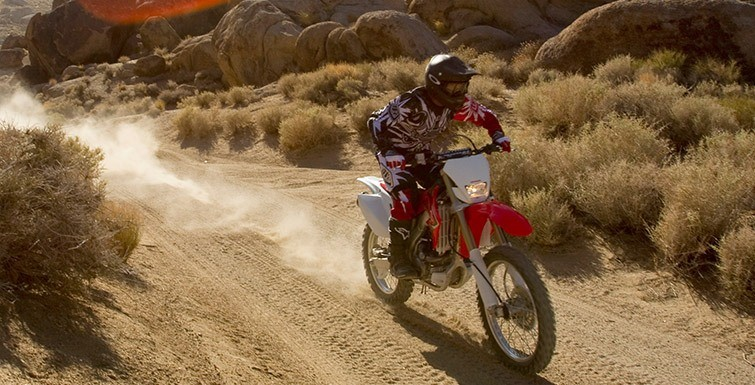 2017 Honda CRF250X in Phillipston, Massachusetts