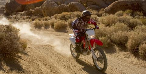2017 Honda CRF250X in Delano, California