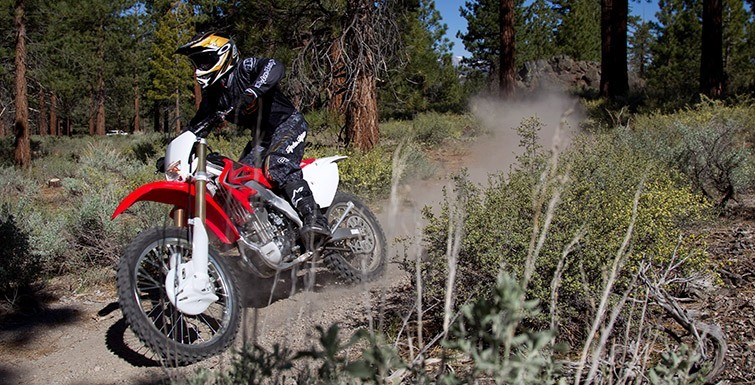 2017 Honda CRF250X in Gridley, California