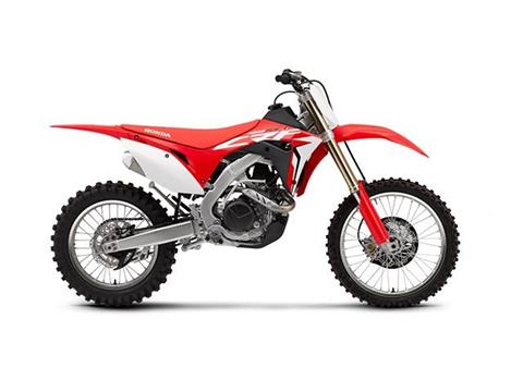 2017 Honda CRF450RX in Canton, Ohio