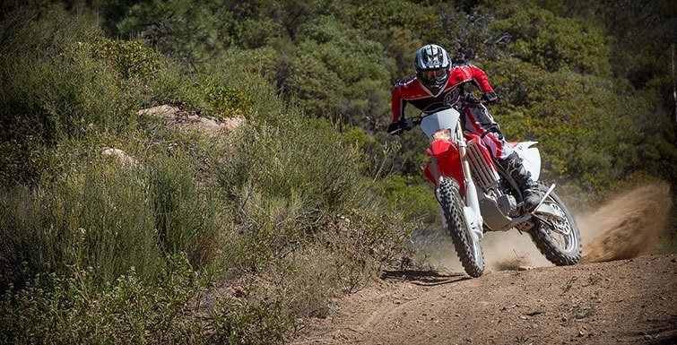 2017 Honda CRF450X in Johnson City, Tennessee