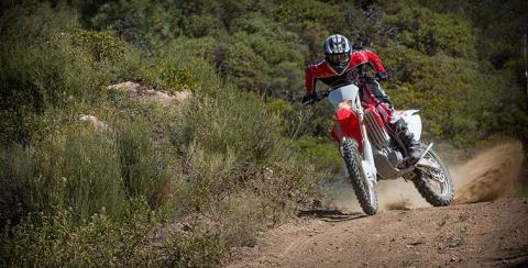 2017 Honda CRF450X in Murrieta, California